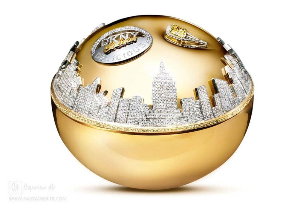 عطر dkny gold limited